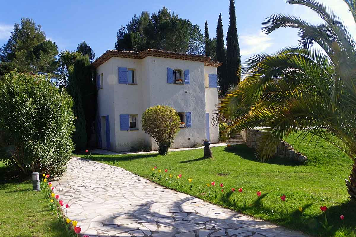 French Riviera Holiday Villa
