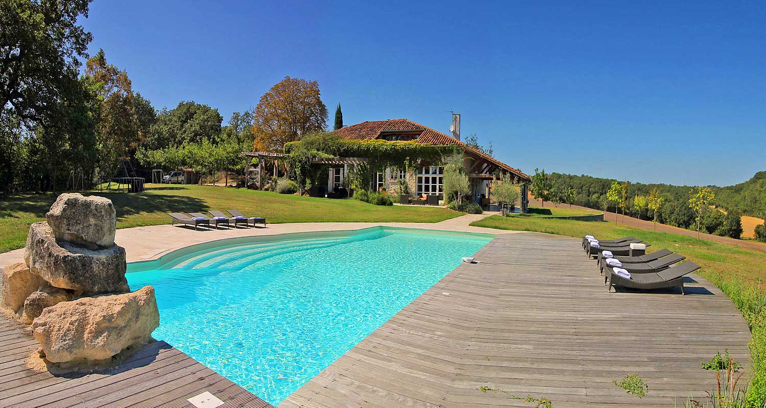 Luxury French Villa sleeps 12