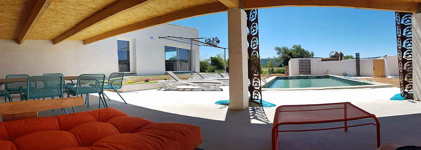 Villa in South of France to rent