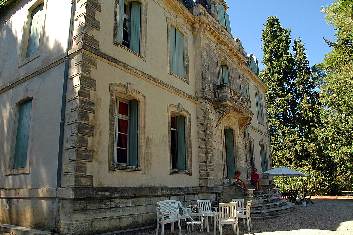 Family Chateau Rental Languedoc