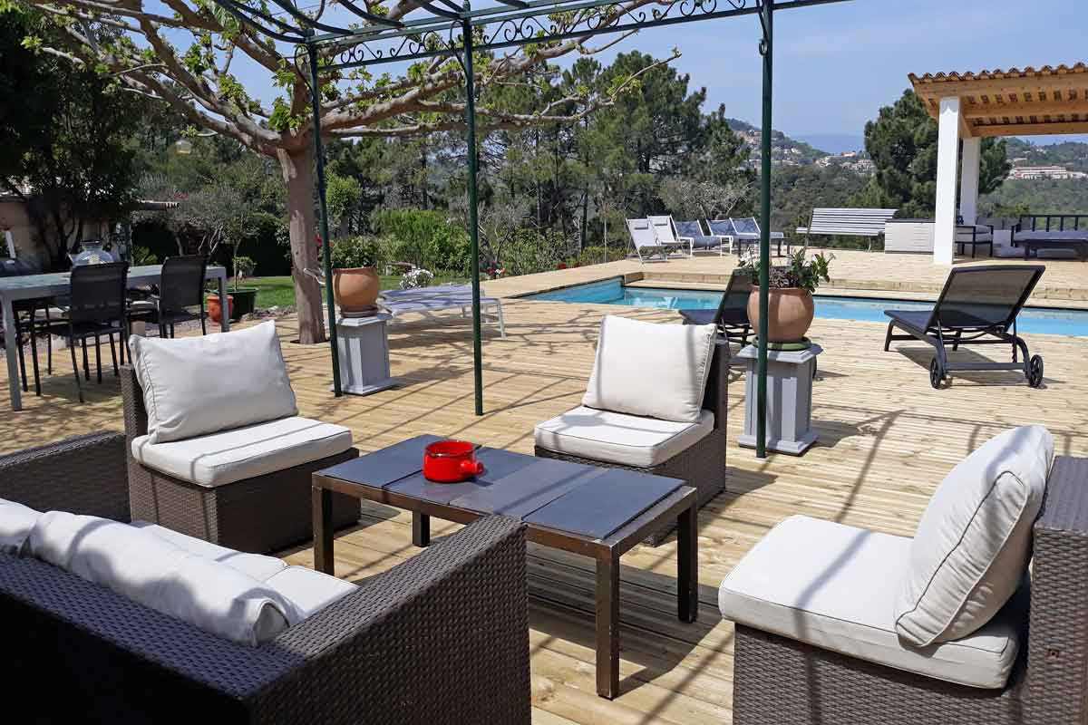 South of France Holiday Rental near Cannes