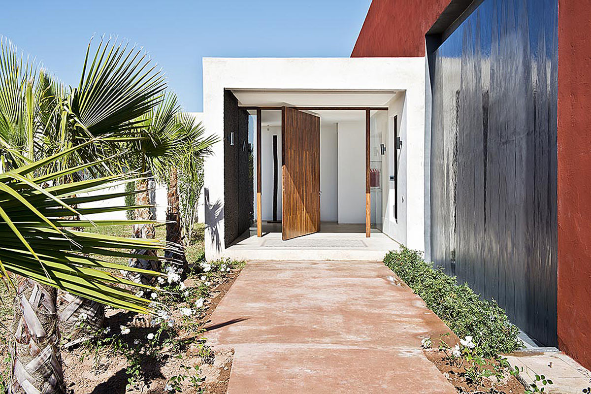 Contemporary Villa Marrakech to rent 10