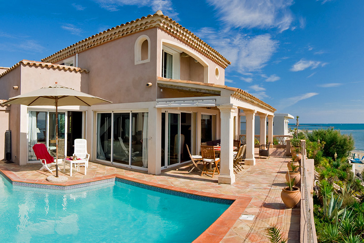 Villas For Two In St Tropez