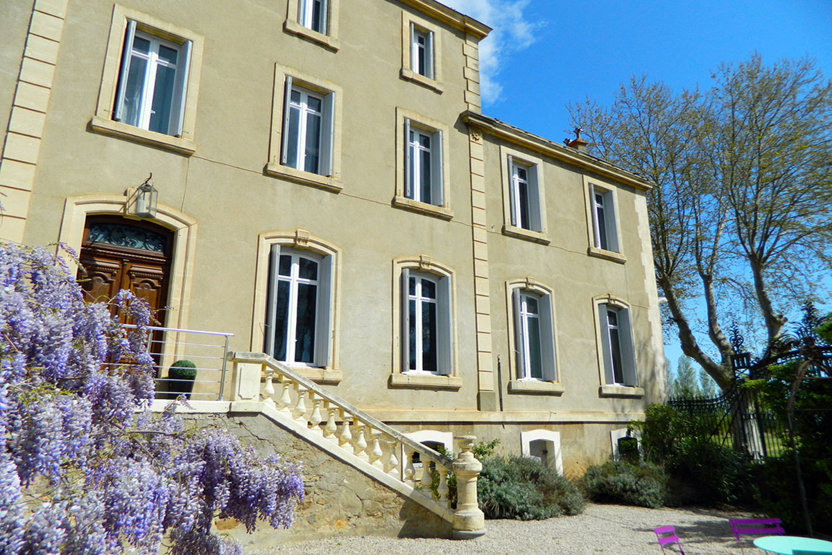 Large Family Rental in Languedoc