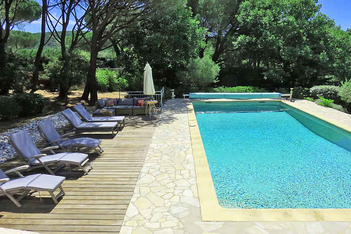 Beautiful Villa Gassin, South Of France Holiday Rental