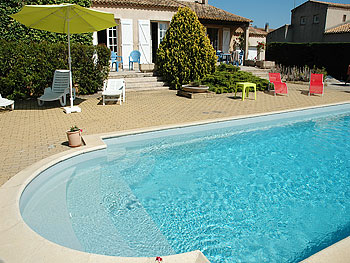 South France holiday villa rental