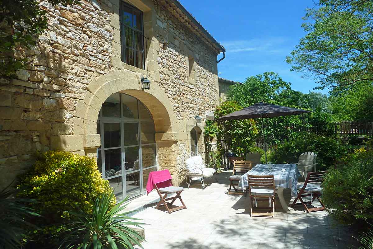 Mill House in Provence with Pool