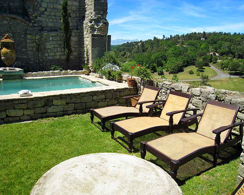 Vacation Rental South France sleeps 12-Carcasonne