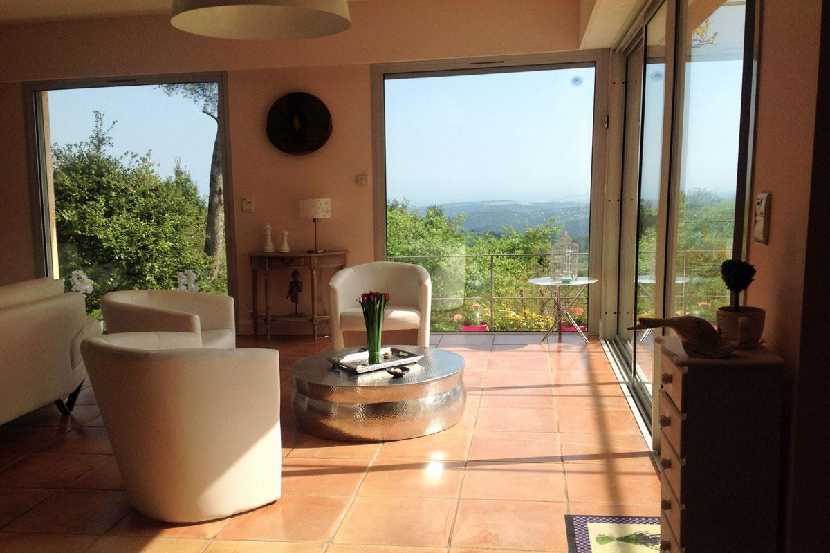 Villa Rental in Vence