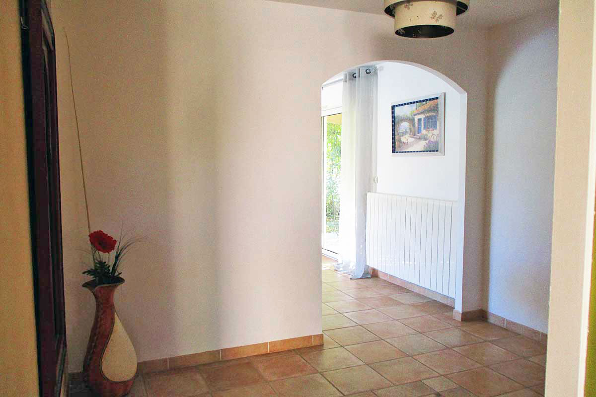 South of France Family Villa in Pezenas