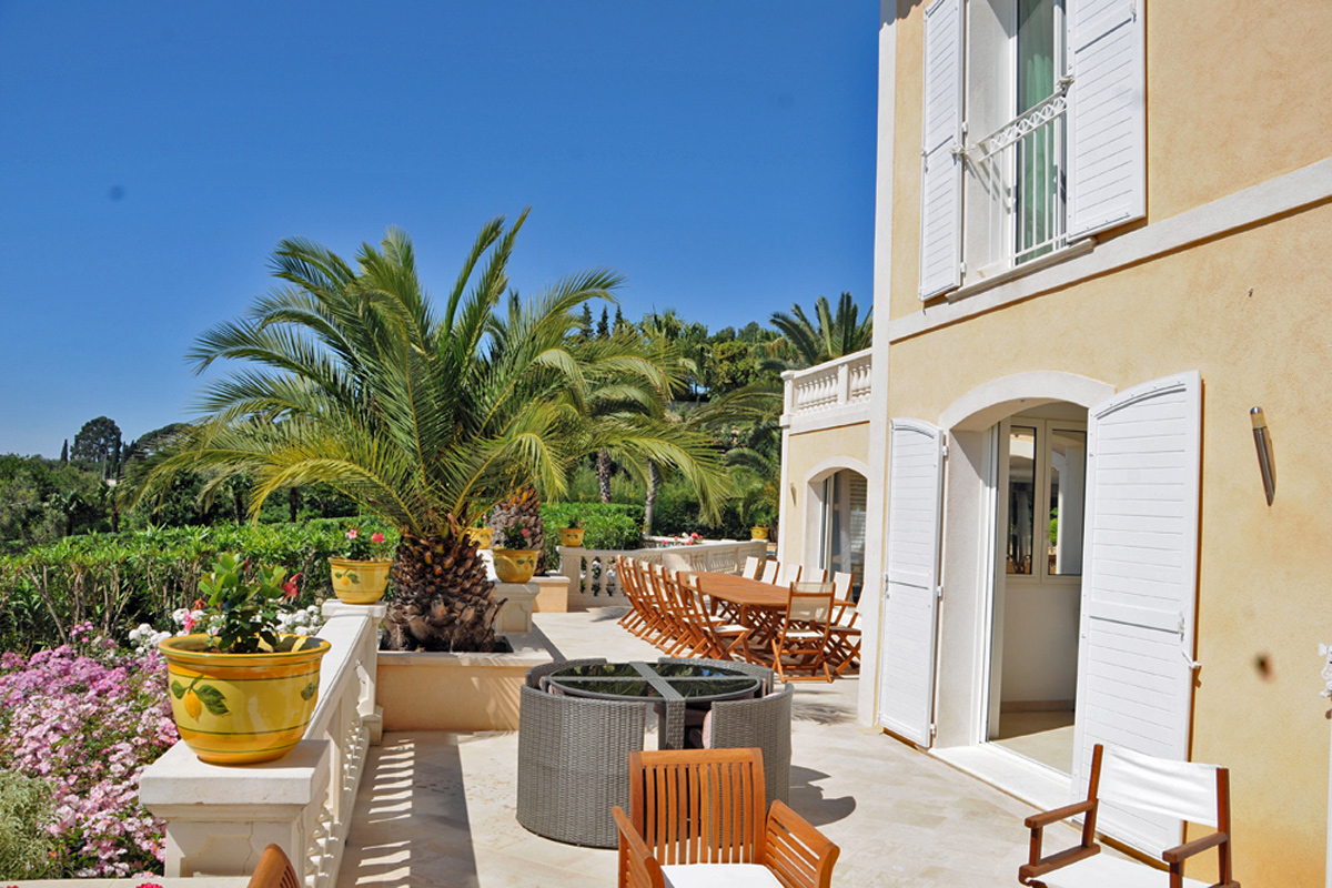 Luxury Villa Cannes