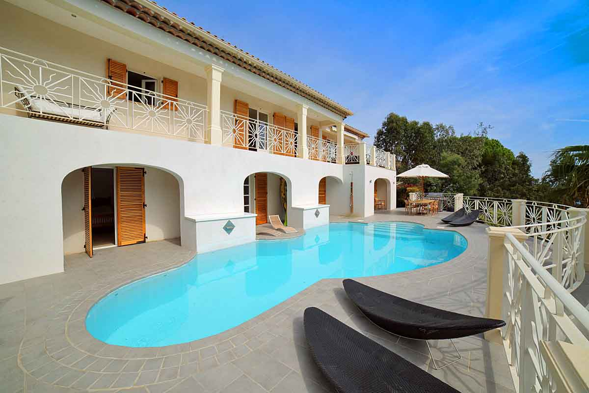 Luxury Holiday Villa in South of France