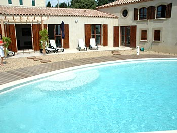 South of France Large rental villa 12 Languedoc