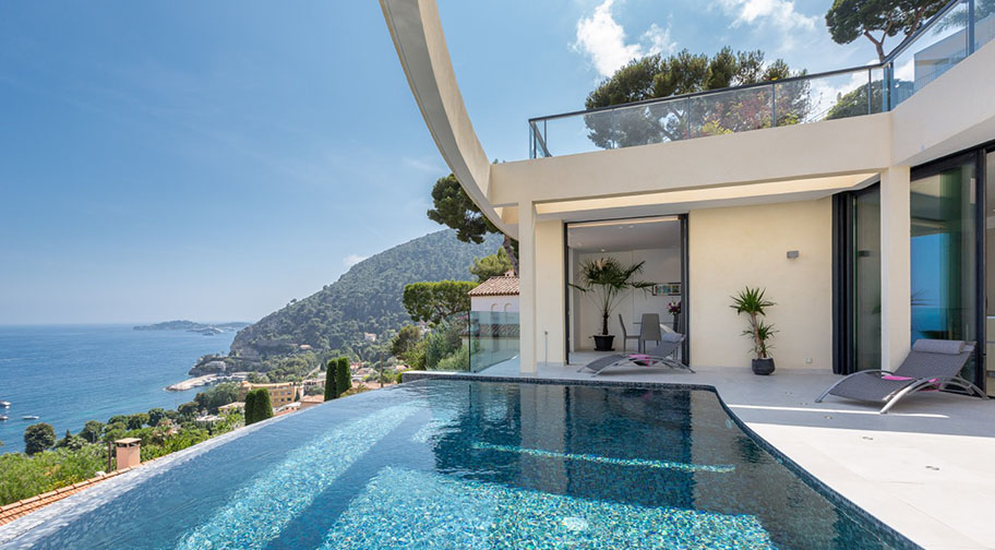 Villas South Of France With Pool Near Beach