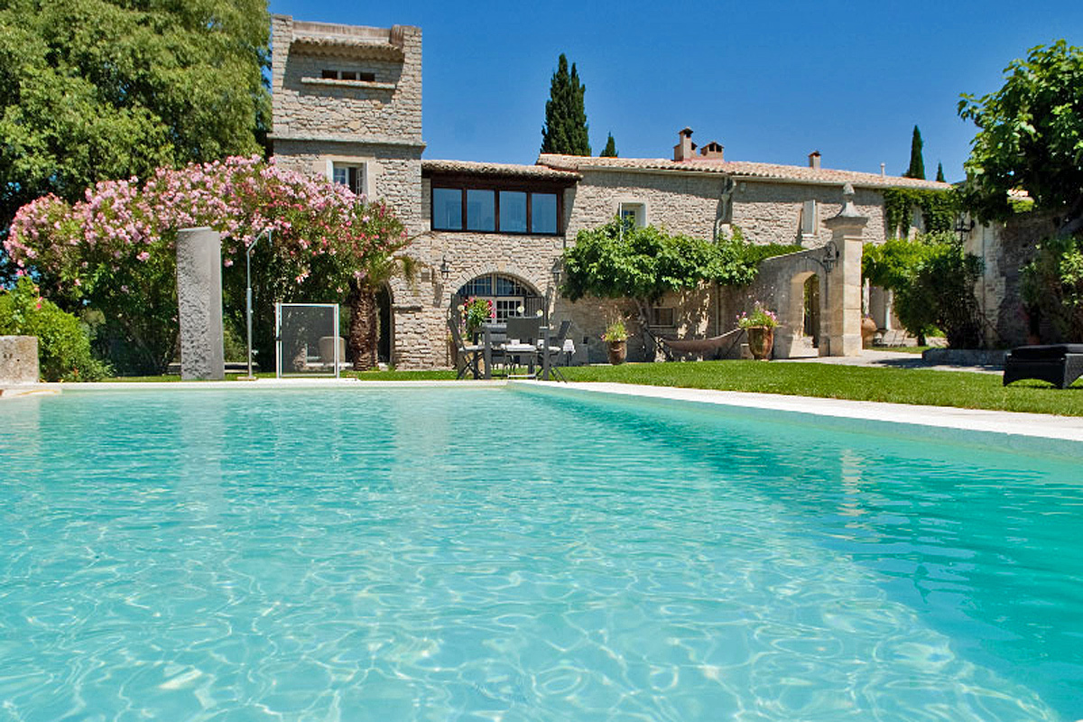 Domaine de Montmel - Luxury Languedoc holiday rental