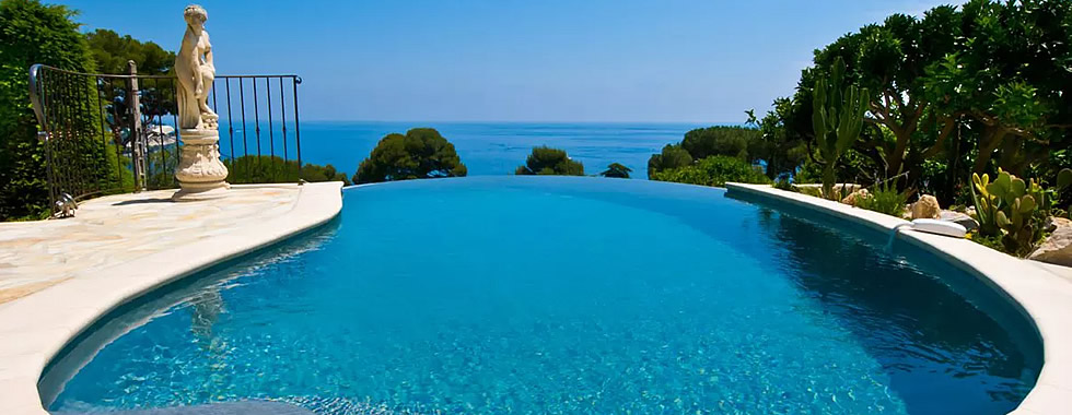 Holiday villas to rent in south of france no booking fees for France pools