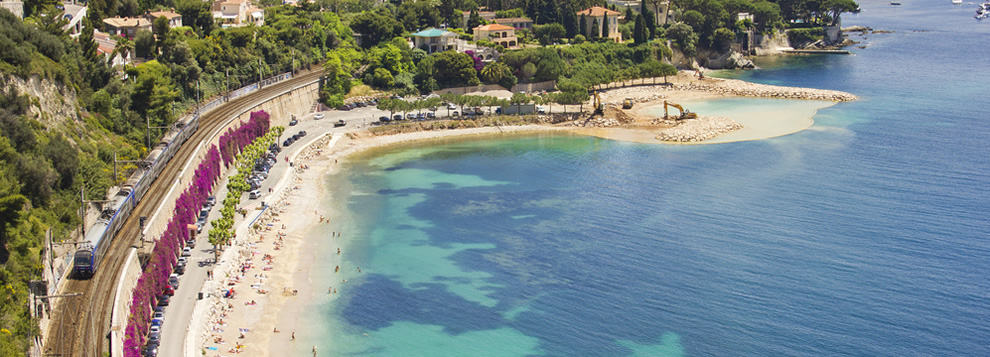Best Beaches on the Cote d'Azur - Slide 2