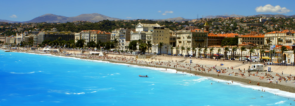 Best Beaches on the Cote d'Azur - Slide 4
