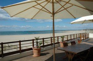 beach villa languedoc
