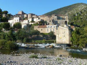 Languedoc villa holiday